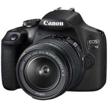 Canon 一眼レフデジタルカメラ EOS Kiss X90 (EF-S18-55 IS II レンズキット)