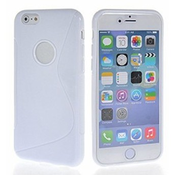 Apple iPhone6 Plus 5.5inch TPU グリップ カバー ケース スマホケース アイフォン iPhone 6 5.5 インチ対応 薄型 軽量 24g 滑止め加工