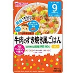グーグーキッチン 牛肉のすき焼き風ごはん 80g 1食分 9か月頃から 和光堂