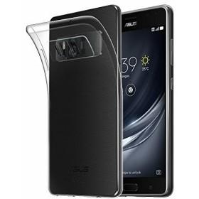 Asus Zenfone AR ZS571KL スマホケース ケース TPU 落下防止 グリップ カバー ゼンフォーン ゼンフォン ソフト シンプル MY WAY Design