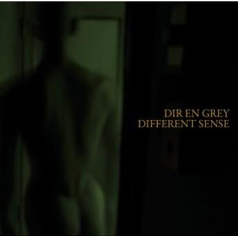 [CD] Dir en grey/DIFFERENT SENSE(通常盤)