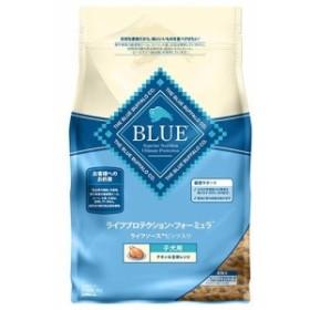 【BLUE ライフプロテクション・フォーミュラ 子犬用 チキン&玄米レシピ 2kg】