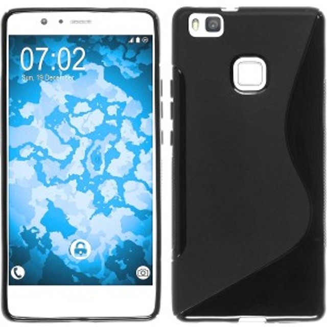 HUAWEI P9 lite SIMフリー スマホケース ケース TPU 保護カバー   5.2インチ スマホ  楽天モバイル  BIGLOBE  OCN  NifMo  DMM mobile 対