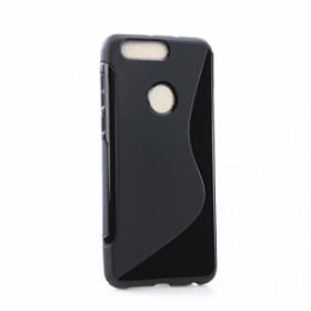 HUAWEI honor 8 スマホケース ケース TPU グリップ  ファーウェイ honor8 5.2型 SIMフリー スマートフォン 楽天モバイル 専用  Grip Desi