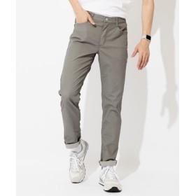 EDWIN 【涼しいジーンズ】「503DRY COOL」 ストレートパンツ メンズ グレー
