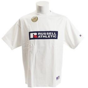 【Super Sports XEBIO & mall店:トップス】【オンライン特価】 PRO BIG 半袖Tシャツ LOGO RBM19S0002 WHT