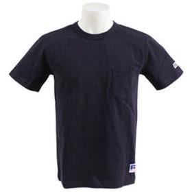 【Super Sports XEBIO & mall店:トップス】【オンライン特価】 PRO BIG 半袖Tシャツ POCKET RBM19S0017 NVY