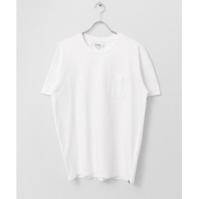 (URBAN RESEARCH/アーバンリサーチ)FREEMANS SPORTING CLUB POCKET T-SHIRTS/メンズ WHITE 送料無料