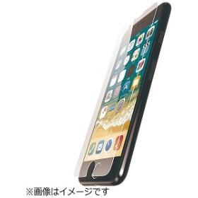 エレコム ELECOM iPhone 8 ガラスフィルム ゴリラ PM-A17MFLGGGO