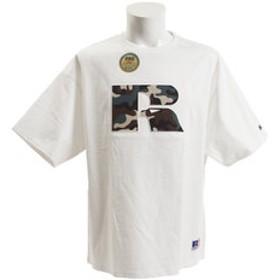 【Super Sports XEBIO & mall店:トップス】【オンライン特価】 PRO BIG 半袖Tシャツ CAMO EMB RBM19S0003 WHT
