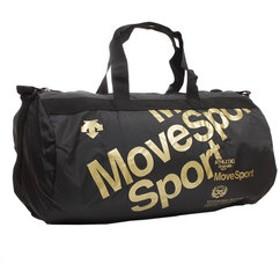 【Super Sports XEBIO & mall店:バッグ】ムーブスポーツ ポケッタブルドラムバッグ DMANJA30 BK
