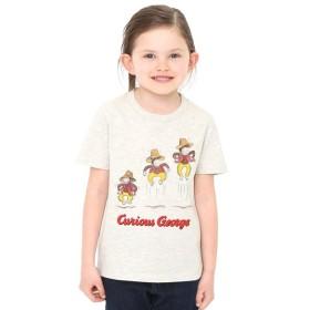 [マルイ] 【キッズ】コラボレーションキッズTシャツ/ジャンプ(おさるのジョージ)/グラニフ(graniph)
