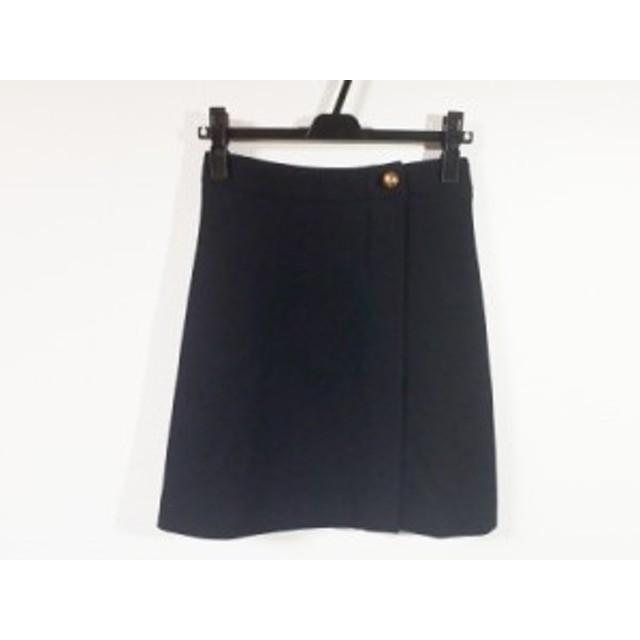 モスキーノ チープ&シック MOSCHINO CHEAP&CHIC スカート サイズ38 S レディース 新品同様 黒【中古】
