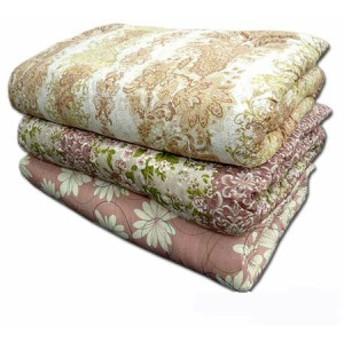 敷き布団 シングル 綿 日本製 増量5kg 敷布団 綿入り しきふとん  昔ながらの寝具 和敷き布団 100×195cm(色柄込) (m06539)