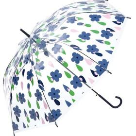 [マルイ] 【長傘】プラスチックアンブレラ/ビニール傘/軽くて丈夫で持ちやすい(レディース雨傘)/w.p.c(WPC)