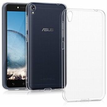 Asus Zenfone Live ZB501kl スマホケース ケース ゼンフォーン TPU 落下防止 グリップ カバー MY WAY Design 薄型 軽量 防指紋 柔軟