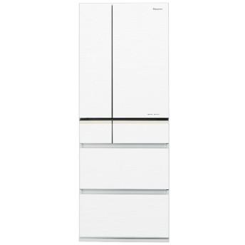 NR-F553XPV-W 冷蔵庫 XPVタイプ スノーホワイト [6ドア /観音開きタイプ /551L]