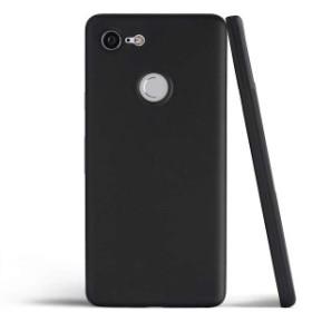 Google Pixel 3 ケース docomo Softbank SIMフリー スマートフォン PC ハード 薄型 軽量 専用 スマホケース 艶消し マット シンプル