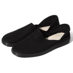 (B.C STOCK/ベーセーストック)FC spock shoes/メンズ ブラック