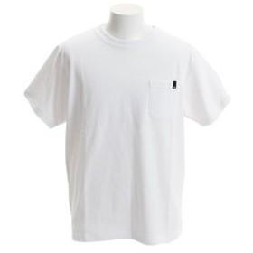 【Super Sports XEBIO & mall店:トップス】Tシャツ PELHAM CREW ST 19SPQST191048WHT