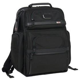 TUMI (トゥミ) 2603578 ALPHA3 T-Pass ビジネス・クラス・ブリーフパック Black(ブラック)