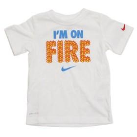 【Super Sports XEBIO & mall店:トップス】【オンライン特価】 I'M ON FIRE DF AS-IF 半袖Tシャツ 86E769-001