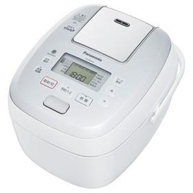 パナソニック IH炊飯器(5.5合炊き) 可変圧力おどり炊き SR-PB109