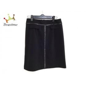 ボンサンス Bon Sens スカート サイズ38 M レディース 美品 黒 新着 20190525