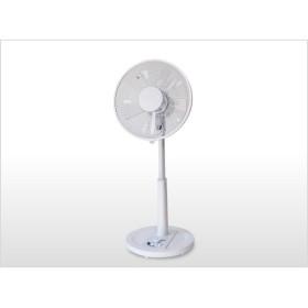 テクノス 30cmリビングメカ扇風機 KI-1741(W) [ホワイト]