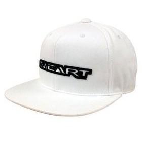 キャスコ ツバフラットキャップ(ホワイト・サイズ:フリー) Kasco 帽子 GAC-1930A WH 返品種別A
