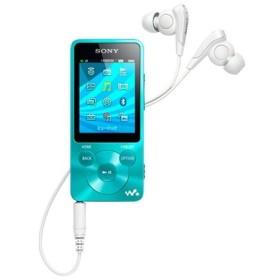 iPod/WALKMAN  SONY ウォークマン SシリーズNW-S786 (L) [32GB ブルー](0791610A)
