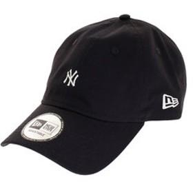 【Super Sports XEBIO & mall店:帽子】9THIRTY クロスストラップ ノンウォッシュ コットン ツイル ニューヨーク・ヤンキース キャップ 11899253