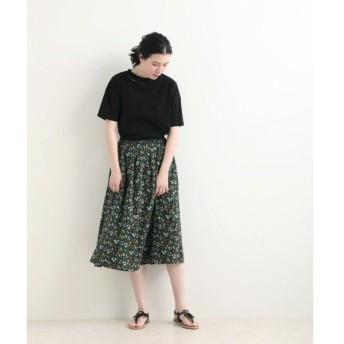 NIMES / ニーム LIBERTY Assort ギャザースカート