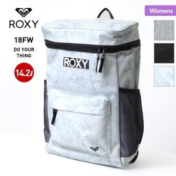 ROXY/ロキシー レディース 14.2L バックパック デイパック バッグ リュックサック かばん 鞄 通勤 通学 RBG184309