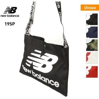 NEW BALANCE/ニューバランス メンズ&レディース サコッシュ 小物入れ ポシェット JABL9407