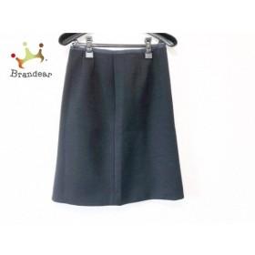 トゥモローランド TOMORROWLAND スカート サイズ36 S レディース 新品同様 黒 Ballsey 新着 20190525