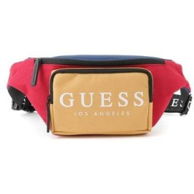 ゲス GUESS CHROMATIC WAIST PACK (MOONMIST)