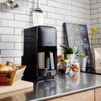 コーヒーメーカー 6杯分 タイガー魔法瓶 ADC-N060K ブラック ステンレス サーバー 保温機能 おしゃれ