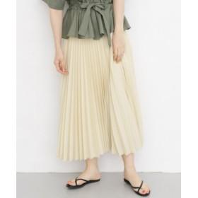 KBF(ケービーエフ) スカート スカート プリーツフレアスカート