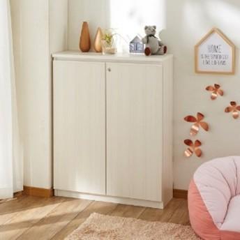 【数量限定】大量収納!まるで造り付け家具のようなロータイプ同人誌ラック限定色