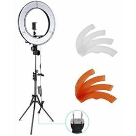 Neewer カメラ写真ビデオ用照明セット 18インチ/48cm外部55W