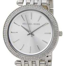 47fa1c1637dd マイケルコース MICHAEL KORS 腕時計 レディース MK3190 DARCI ダーシー クオーツ シルバー ブランド