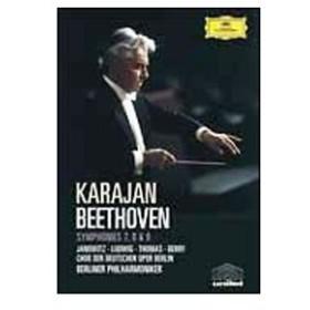 DVD/ベートーヴェン:交響曲第7番イ長調op.92|交響曲第8番ヘ長調op.93|交響曲第9番ニ短調op.125「合唱」