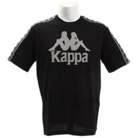 【Super Sports XEBIO & mall店:トップス】【オンライン特価】222 BANDA ショートスリーブTシャツ KPARWTD62M-BK