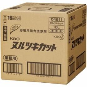 Kao ヌルツキカット10L 210 x 263 x 259 mm 048110