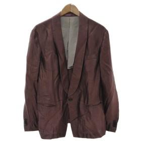 Paul Smith(ポールスミス)ショールカラー1Bジャケット レッド テーラードジャケット
