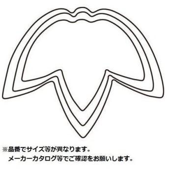カンダ 05-0259-0203 野菜抜 竹 大 #3 (0502590203)