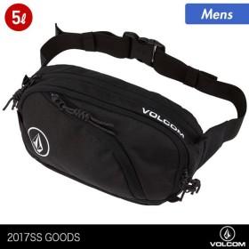 VOLCOM/ボルコム メンズ ウエスト バッグ ボディバッグ ウエストポーチ  D6511650