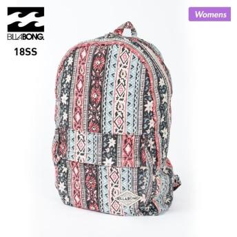 BILLABONG/ビラボン レディース バックパック リュックサック デイパック かばん カバン 鞄 ザック AI013-900