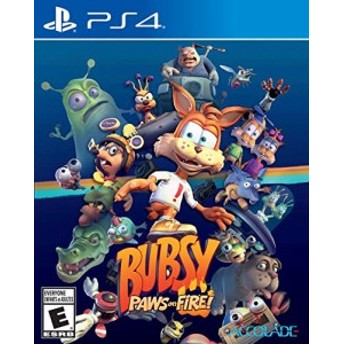 Bubsy : Paws on Fire! (輸入版:北米) - PS4